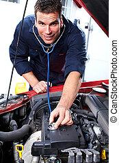 automobilen, mechanic.