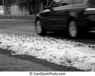 automobilen, motion
