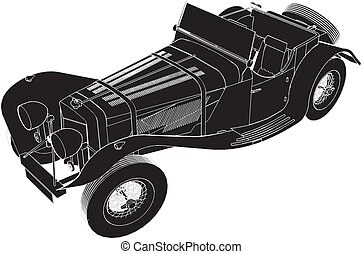 automobilen, oldsmobile