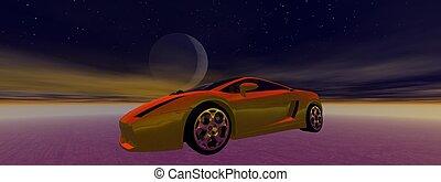 automobilen