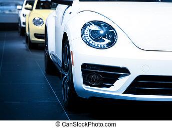 automobili, fila