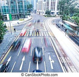 automobili, spostamento, digiuno