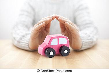 automobilversicherung, begriff