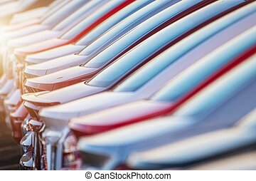 New Cars Dealership Sale
