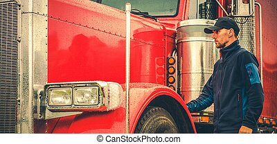 Modern Truck Transportation