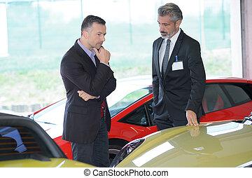 automotive retailer