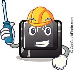 automotor, botón, computadora, f4, mascota