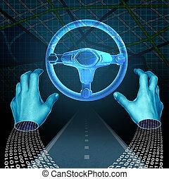 Autonomous Driver Technology