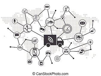 Autonomous driving trucks - Autonomous driving of trucks as...