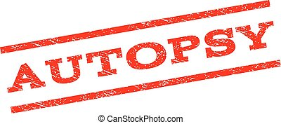 Autopsy Watermark Stamp