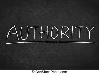 autoridade
