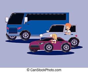 autos, sport, design