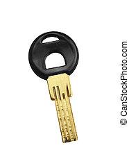 autoschlüssel, freigestellt, weiß
