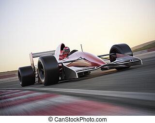 autosport, hardloop wedstrijd, hardloop