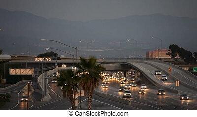 autostrada, lotnisko, handel