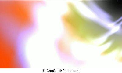 autour de, lumière, courbe, noir, tourbillon, trou