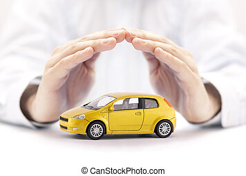 autoverzekering, concept