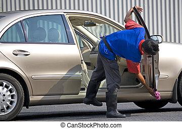 autowaschanlage