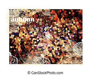 autumn - abstract background