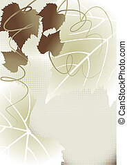 autumn, background, beautiful, black, branch, bunch,...
