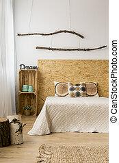 Autumn bedroom decor