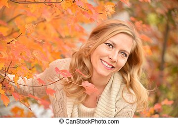 Autumn Blond II