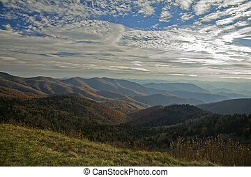 Autumn, Blue Ridge Parkway, NC