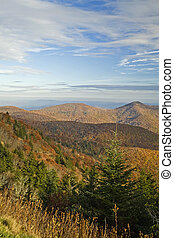 Autumn, Blue Ridge Parkway
