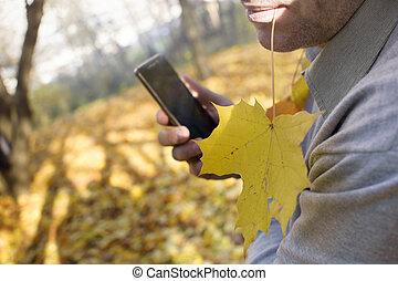 Autumn Chatting