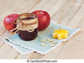 Autumn concept of food