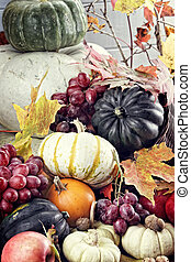Autumn Cornucopia