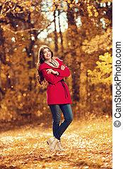 autumn fashionable clothes