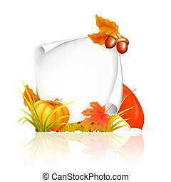Autumn frame, 10eps