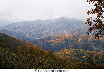 Autumn, Great Smoky Mountains NP