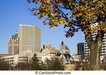 Autumn in Milwaukee