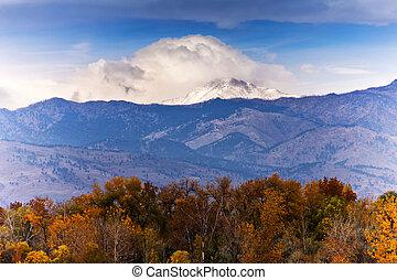 Colorado Front Range - Autumn in the Colorado Front Range