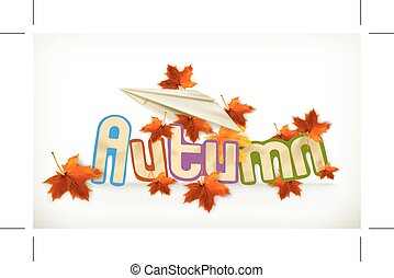 Autumn label