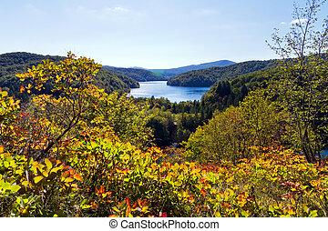 Autumn Plitvice