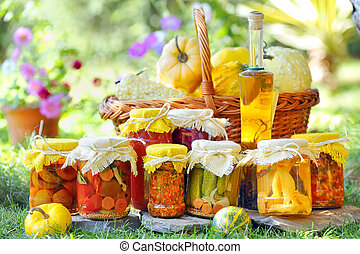 autumn preserves