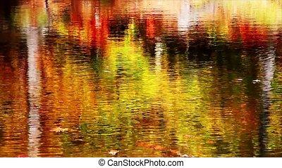 Autumn Reflection Loop