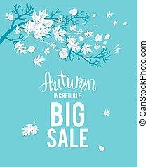 Autumn sale image