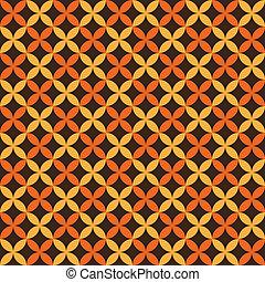 Autumn seamless pattern. Endless texture for wallpaper,...