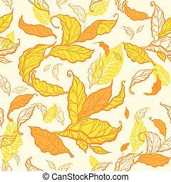 Autumn seamless