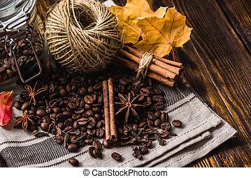 Autumn Spices Still Life