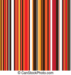 autumn stripe retro