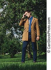 autumn style coat