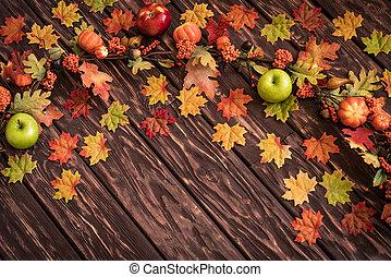 Autumn Thanksgiving Holiday