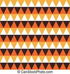 Autumn vector seamless pattern. Endless texture
