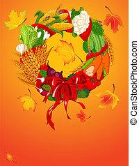 Autumn Welcome harvest