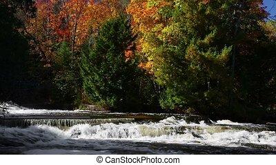 Autumn Whitewater Loop